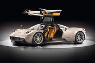 If you want to make a car as dramatic as possible, there are few better ways than to give it gullwing doors.