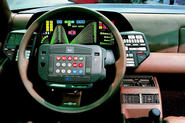 Almost since the first cars were made in the late 19th century they've sported a steering wheel.