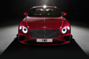It's a very happy birthday to everyone at Bentley today - it's 100 years old today.