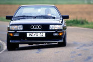 The Quattro is the car that gave Audi a reason to exist.