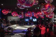 Frankfurt motor show 2019 - Mercedes stand