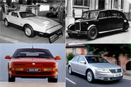 There have been many occasions where a car maker has been highly ambitious and they've tried to produce a landmark car.