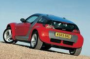 Ex-Smart Roadster to be built in Wales