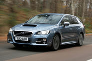 The Subaru Levorg GT 1.6i DIT Lineartronic