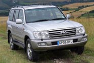 2006 Land Cruiser Amazon on sale now