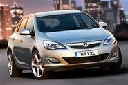 Vauxhall Astra Volt by 2014