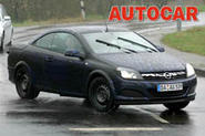 Style and space for Astra convertible