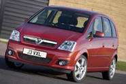 Meriva gets a makeover - and 180bhp