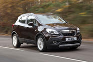 The Vauxhall Mokka, the Griffin's first crossover