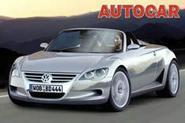 Roadster leads VW model push