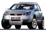 Golf 4x4 is VW's Freelander