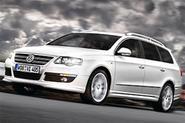 Sporty VW Passat trim revealed