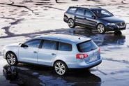 VW readies super-frugal Passat