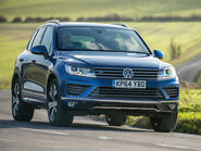 2014 Volkswagen Touareg 3.0 V6 TDI SCR 262 R-Line review