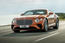 Bentley Continental GT V8 2019 first drive review - hero front