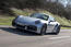 Porsche 911 Turbo S 2020 first drive review - road front