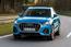 Audi Q3 front cornering shot