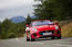 Jaguar F-Type Convertible 2.0 i4 on the road