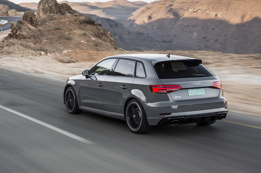 Audi Rs3 Sportback 2017 Review Autocar