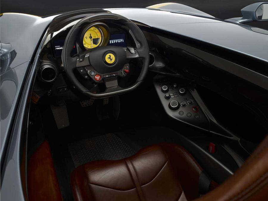 Slikovni rezultat za Ferrari Monza SP1 and SP2: pricing confirmed at Paris