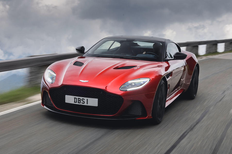 Aston Martin Is Going Public Amid Record Profits