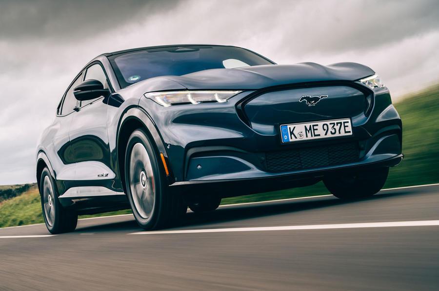 Top 10 Best Luxury Electric Cars 2021 Autocar