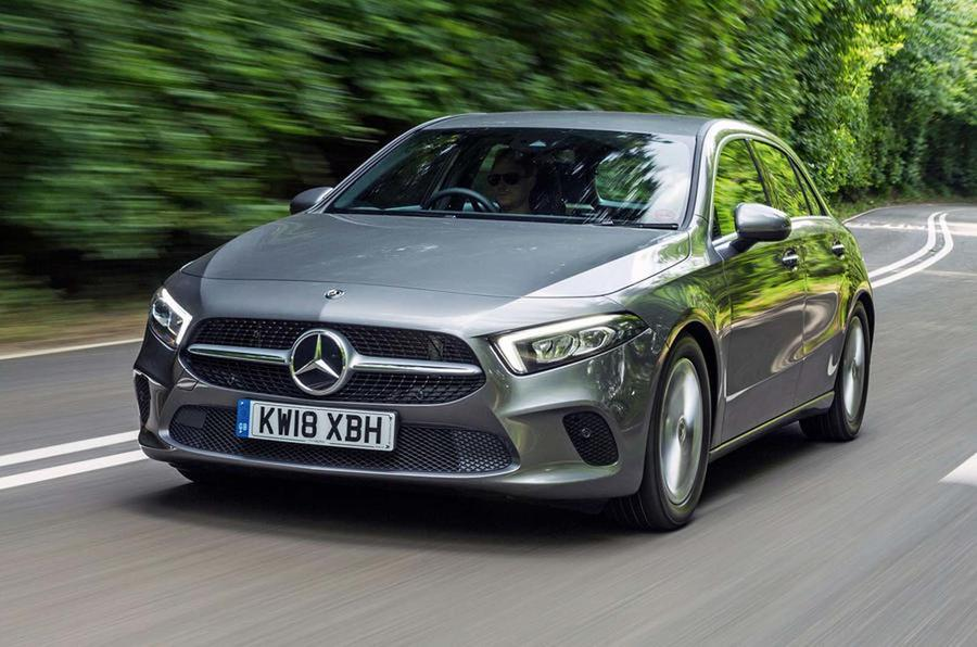 Mercedes Adds Two Diesel Engines To A Class Line Up Autocar