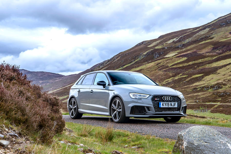 Audi RS3 Sportback Sport Edition 2019 UK review review ...