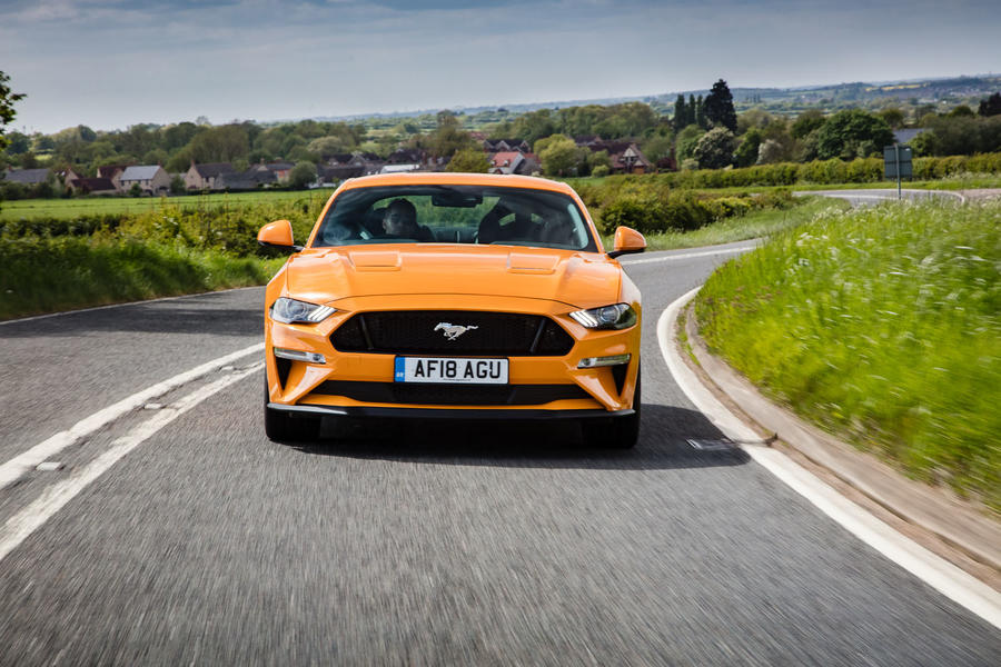 ford mustang gt 5.0 v8 2018 uk review | autocar