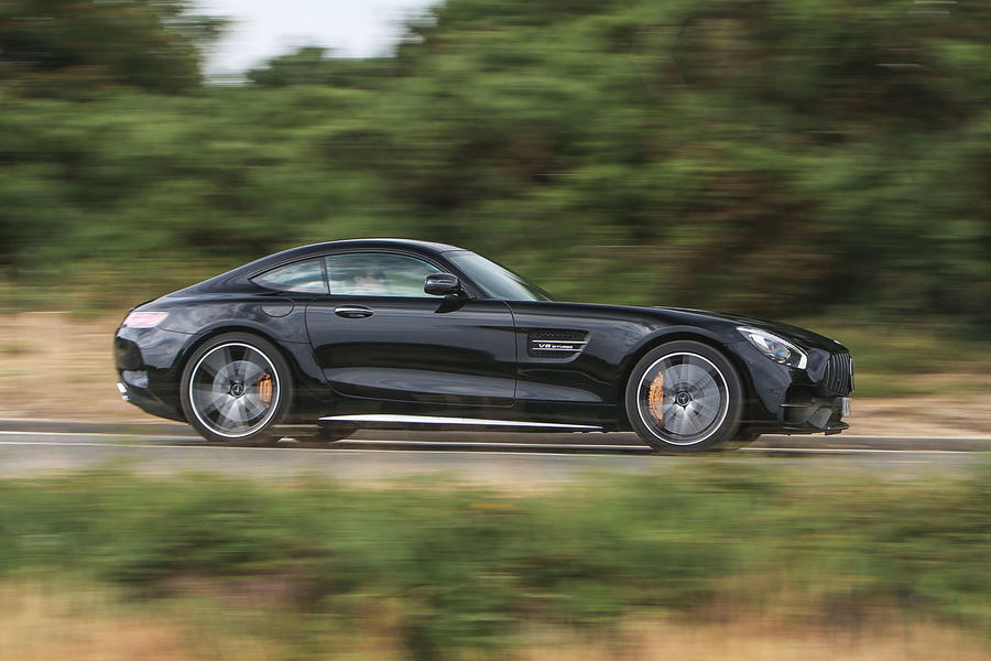 Mercedes Amg Gt C Coupe 2018 Uk Review Autocar