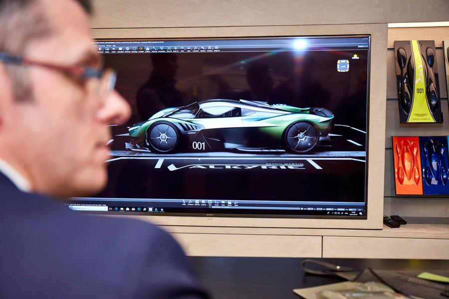 New Aston Martin Valkyrie gets track-focused bodywork option