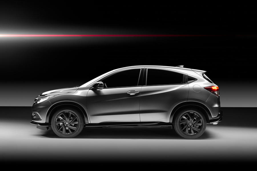 2019 Honda HR-V gets 180bhp sport trim package | Autocar