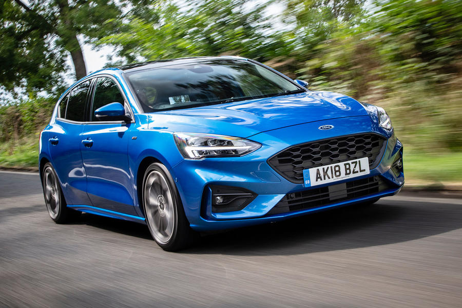 Ford Focus 1 5 Ecoboost 182 ST-Line X 2018 UK review | Autocar