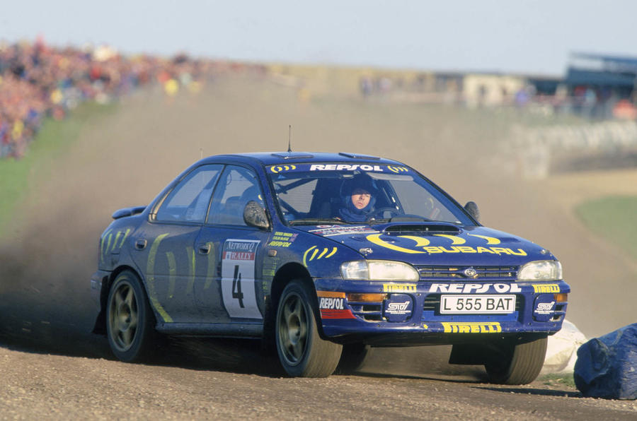 picture special colin mcrae s career highlights autocar colin mcrae s career highlights