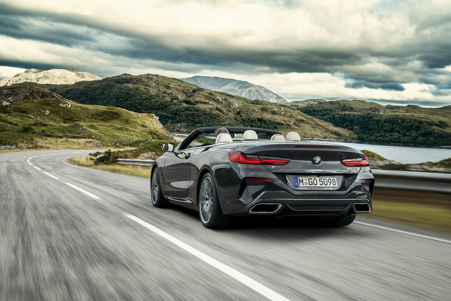 Bmw 8 Series Convertible M850i 2019 Review Autocar