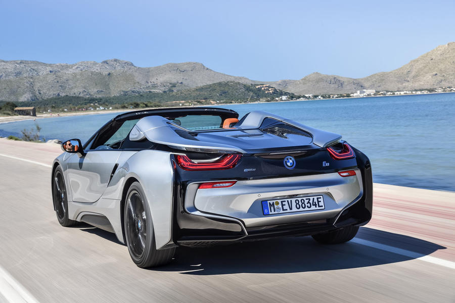 Bmw I8 Roadster 2018 Review Autocar