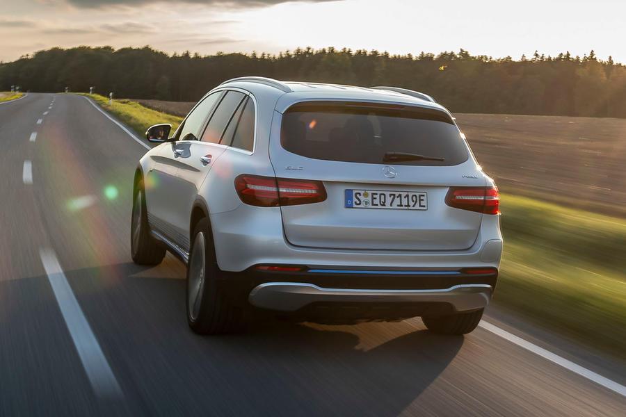 Mercedes Benz Glc F Cell 2018 Review Autocar