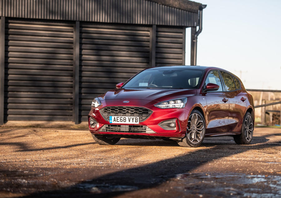 Ford Focus St Line X 2019 Long Term Review The Garage Seaham
