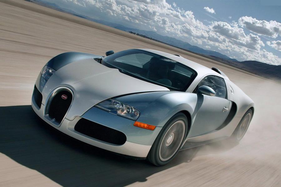 23 bugatti veyron