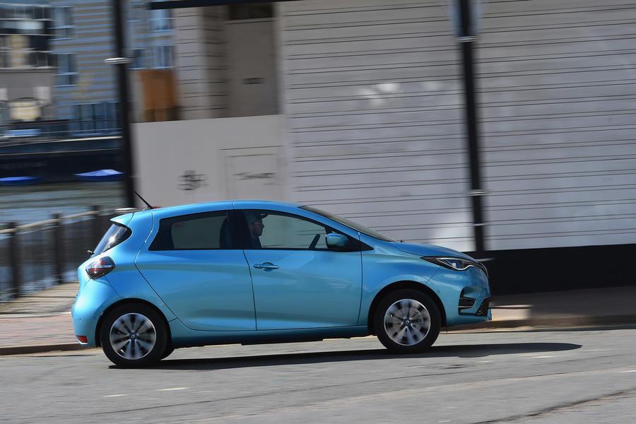 Электро автомобиль Renault Zoe