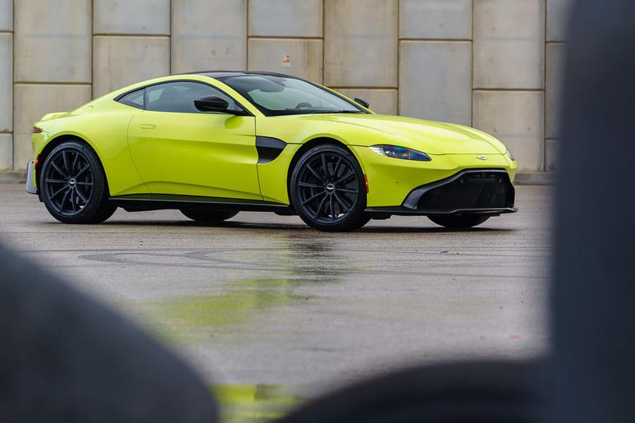 Aston Martin Vantage Review Autocar - Aston martin vantage gt 2018