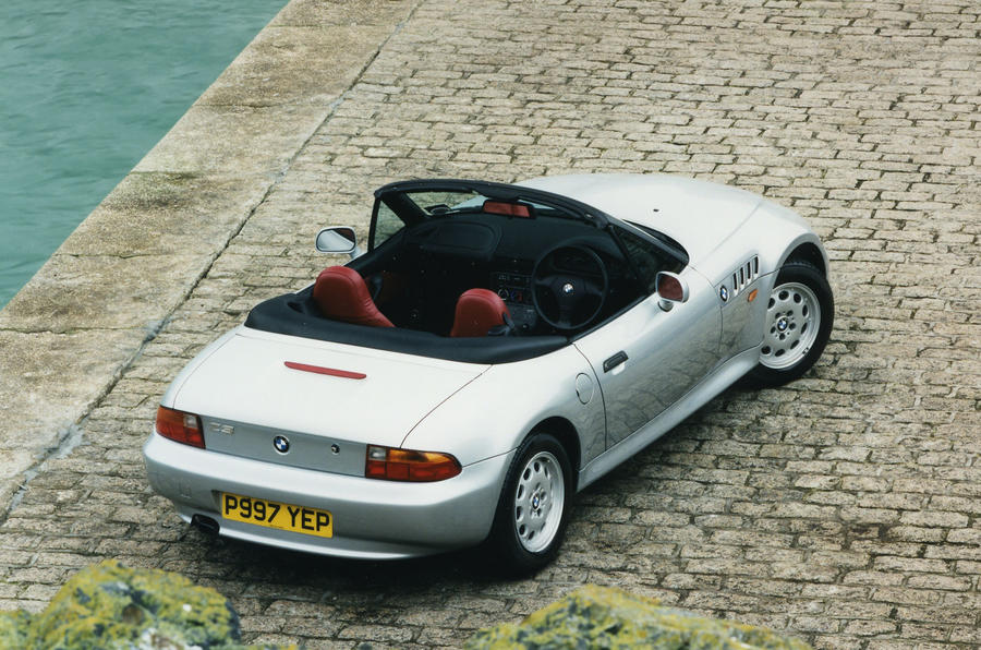 Used Car Buying Guide Bmw Z3 Autocar