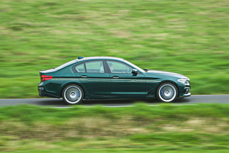 Alpina B5 Biturbo 2018 Uk Review Autocar