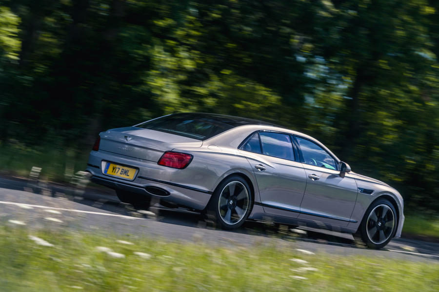 Autocar writers' cars of 2020: Bentley Flying Spur