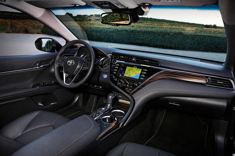 Toyota Camry 2018 Review Autocar