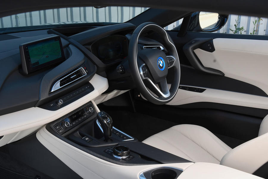 Bmw I8 Coupe 2018 Uk Review Autocar
