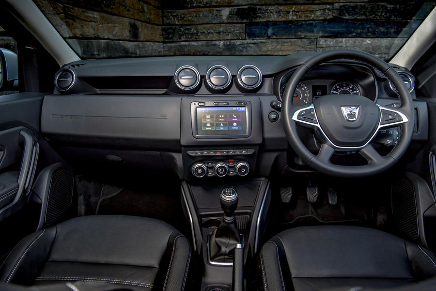 Dacia Duster Comfort Sce 115 4x2 2018 Review Autocar