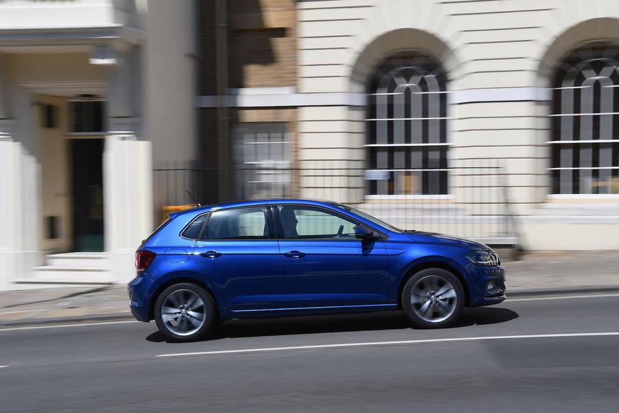 nuovo design più foto immagini dettagliate Volkswagen Polo 1.6 TDI 2018 review   Autocar