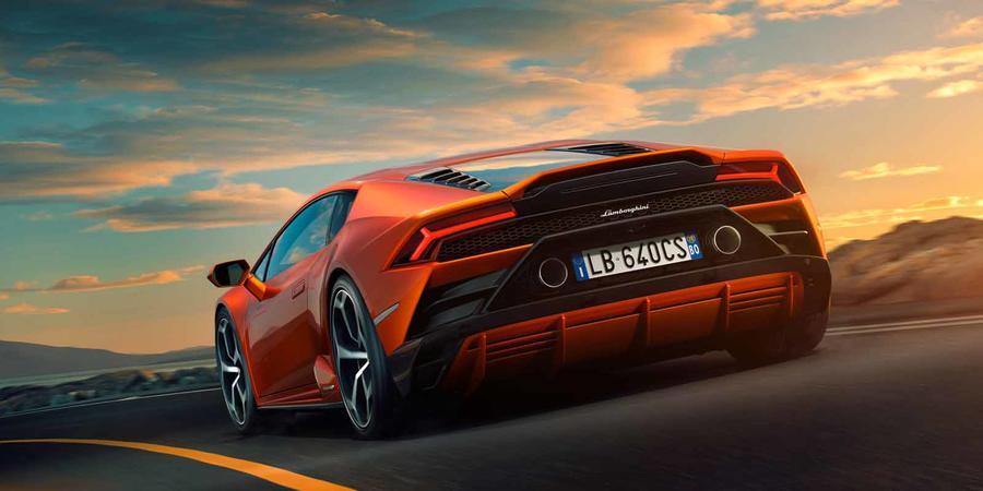 New Lamborghini Huracan Evo Updated 2019 Supercar Revealed Autocar