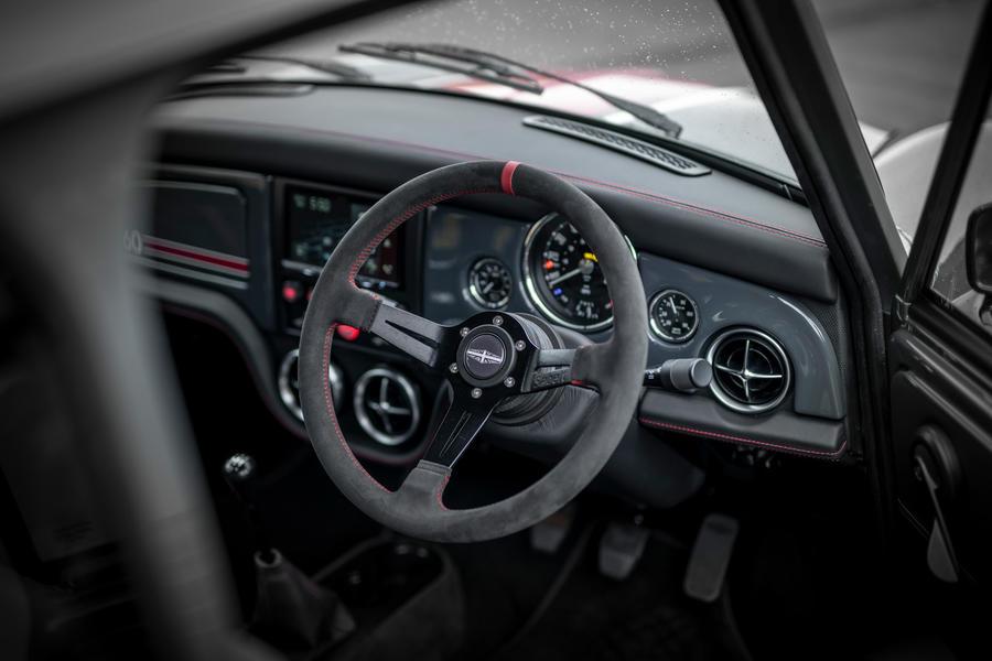 6 david brown mini remastered oselli 2021 uk fd steering wheel